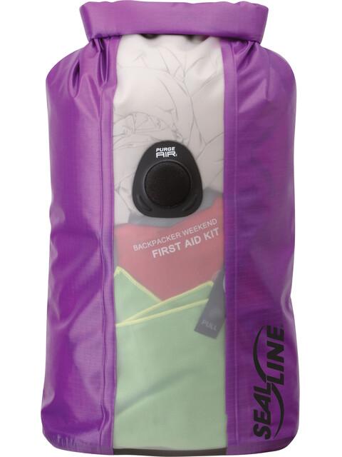 SealLine Bulkhead View - Accessoire de rangement - 10l violet